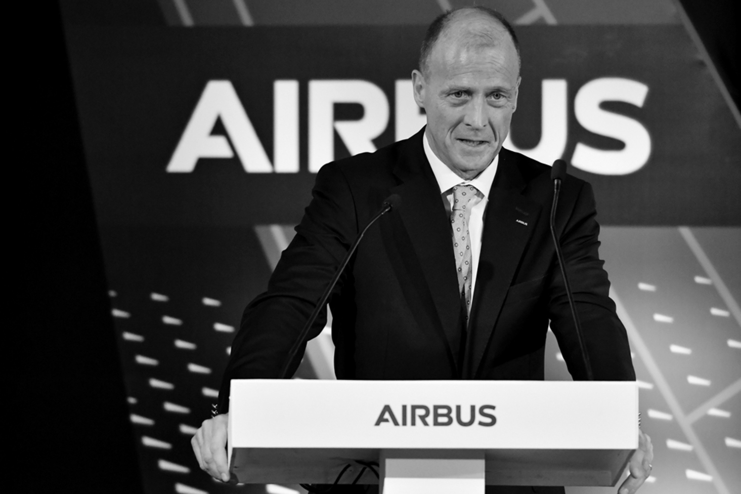Tom Enders, P-DG d'Airbus Group.