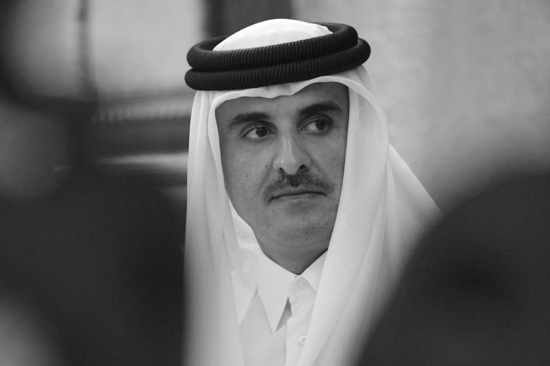 FRANCE/QATAR : Dans un contexte tendu, Tamim al-Thani attendu à Paris